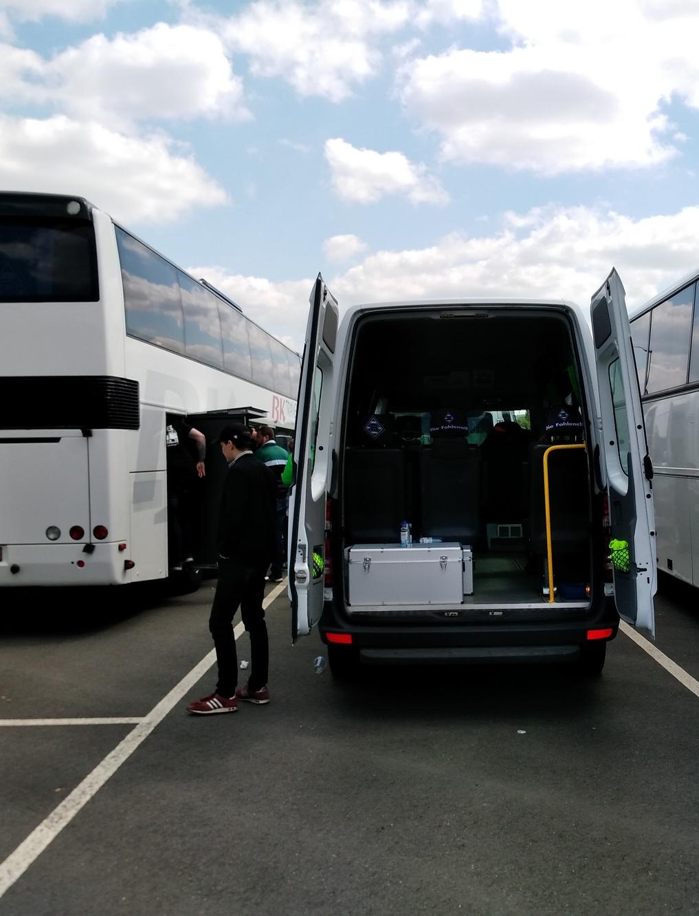 Rautenexpress Tour am 29.4.2017 nach Mainz