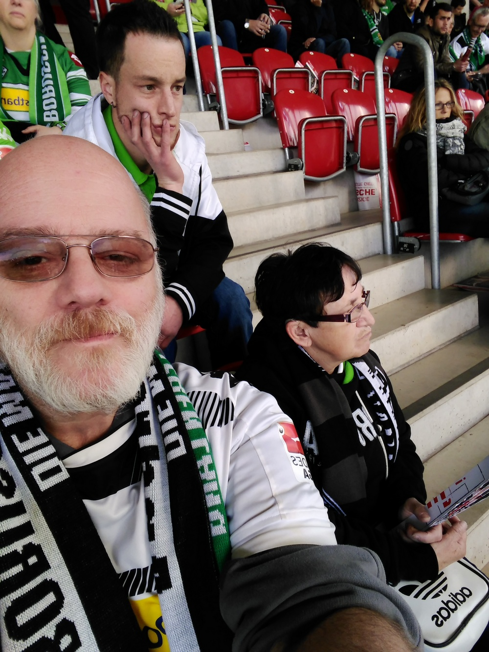 Rautenexpress Mainz Tour 29.4.2017