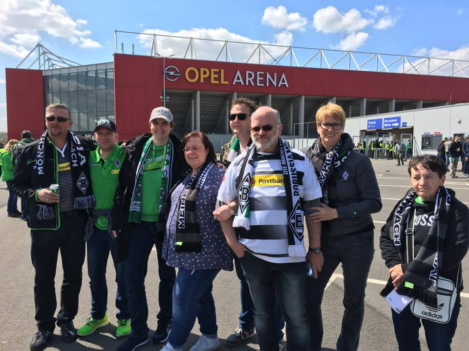 Tour-Mainz am 29.4.2017 (Mainz 05 vs. Borussia Mönchengladbach)