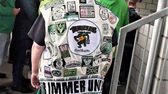Tour nach Eupen, zum Borussia Testspiel
