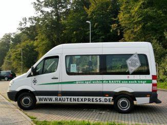 Rautenexpress Bus Tour zum Auswärtsspiel nach Augsburg