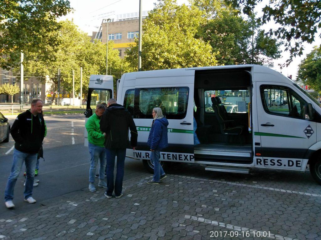 Abfahrt Düsseldorf HBF