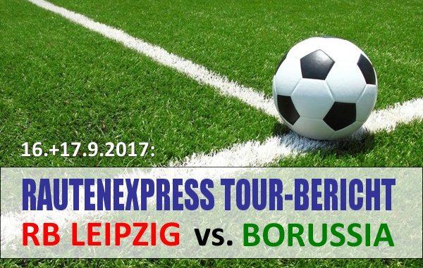 Tour-Bericht Rautenexpress nach Leipzig