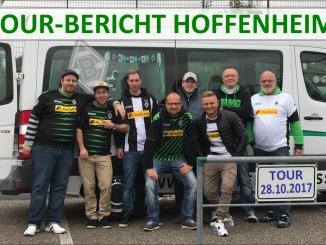 Der Tour-Bericht nach Hoffenheim am 28.10.2017 | Text: Andreas