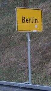 Ankunft Berlin