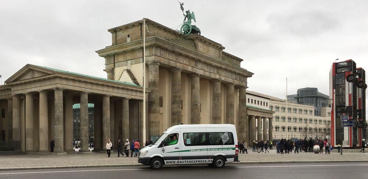 Brandenburger-Tor-Rautenexpress