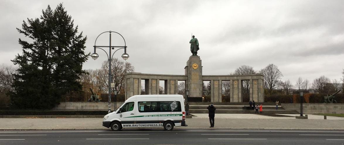 Ehrenmal Tiergarten Berlin
