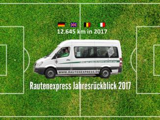 Rautenexpress 2017 Jahresrückblick