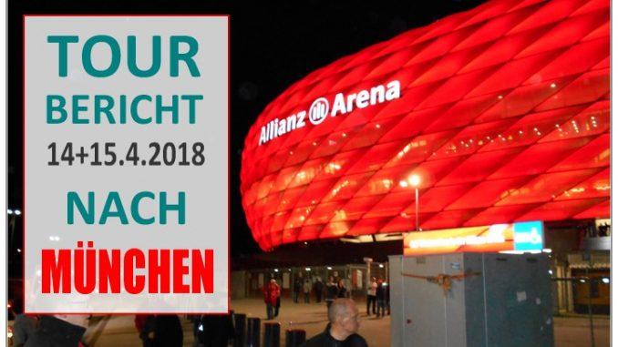 Tour mit dem Rautenexpress nach München