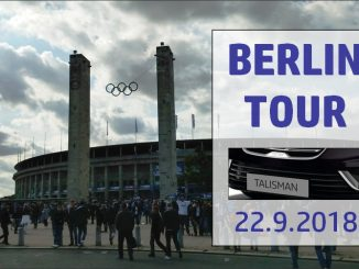 Rautenexpress Tour nach Berlin 22.9.2018