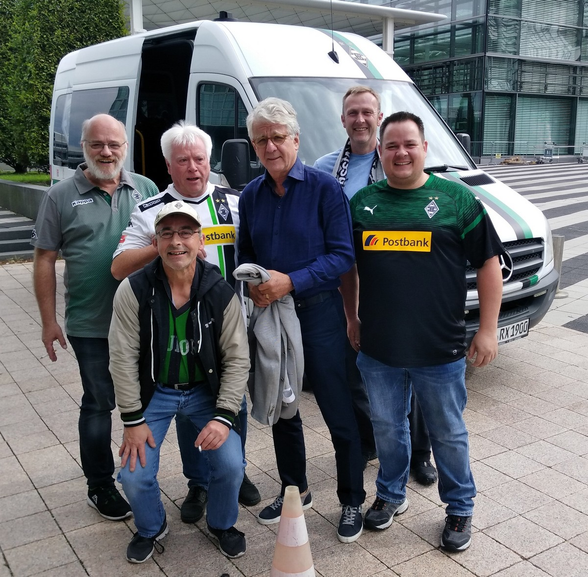 Marcel Reif in München getroffen