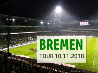 Bremen Tour am 10.11.2018
