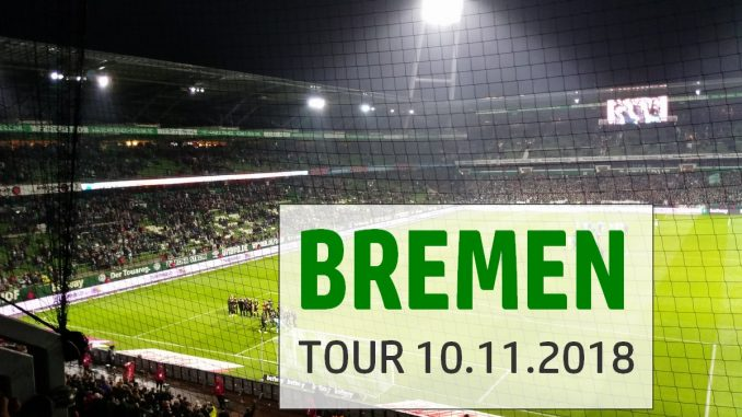 Bremen Tour am 10.11.2018