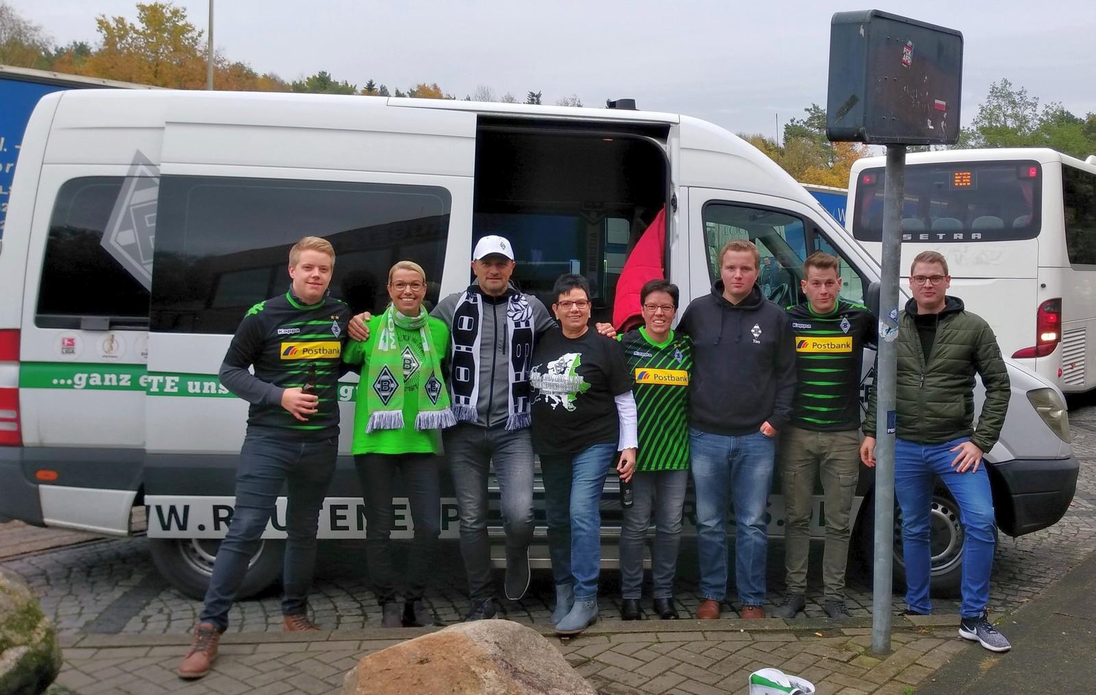 Bremen Tour 20.11.2018 - die Gang