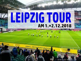 Rautenexpress Tour am 1.12.2018 nach Leipzig