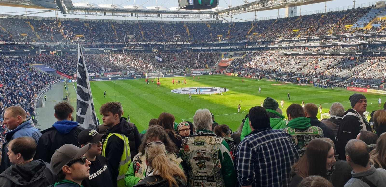 Stadio Frankfurt – Bild: Dirk Dahmen