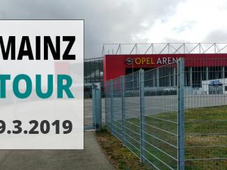 Rautenexpress Mainz Tour 2019