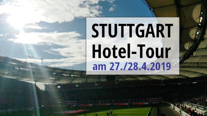 Stuttgart Tour 2019