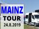 MAINZ TOUR AM 24.8.2019