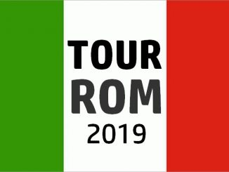 RAUTENEXPRESS TOUR 2019 NACH ROM