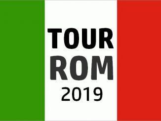 RAUTENEXPRESS TOUR 2019 NACH ROM