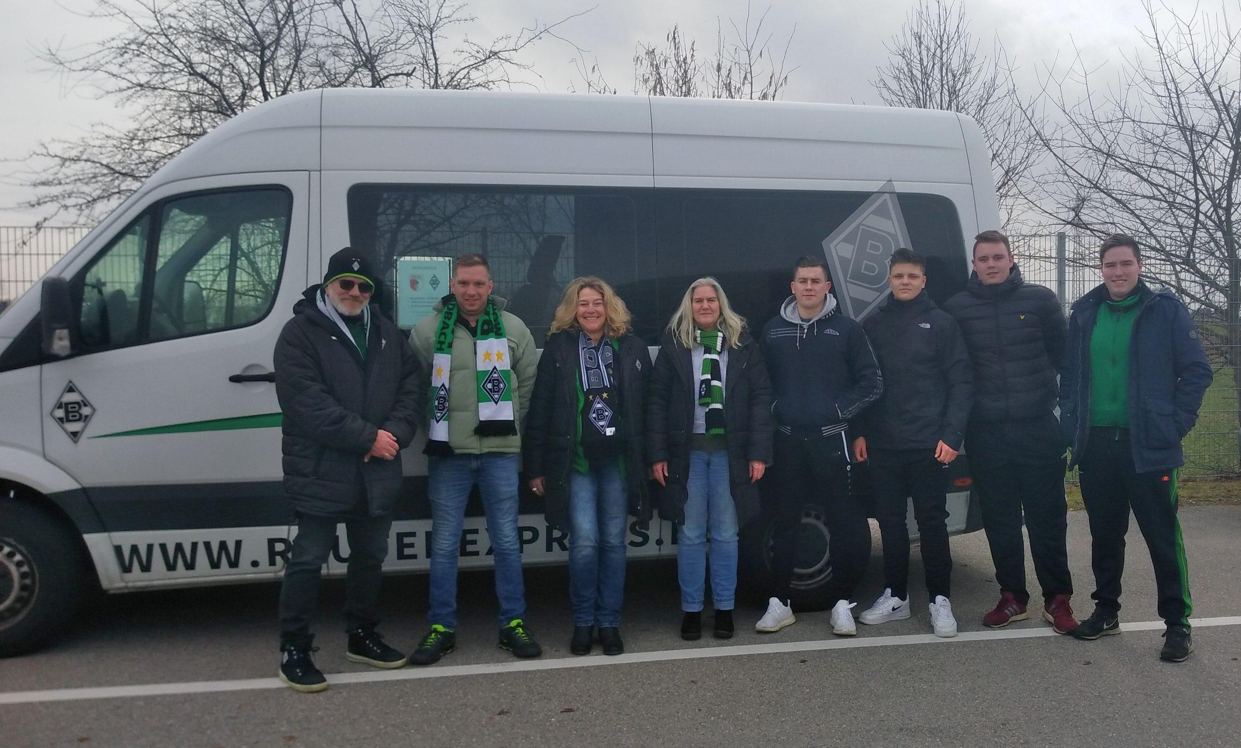 RXP Tour nach Augsburg