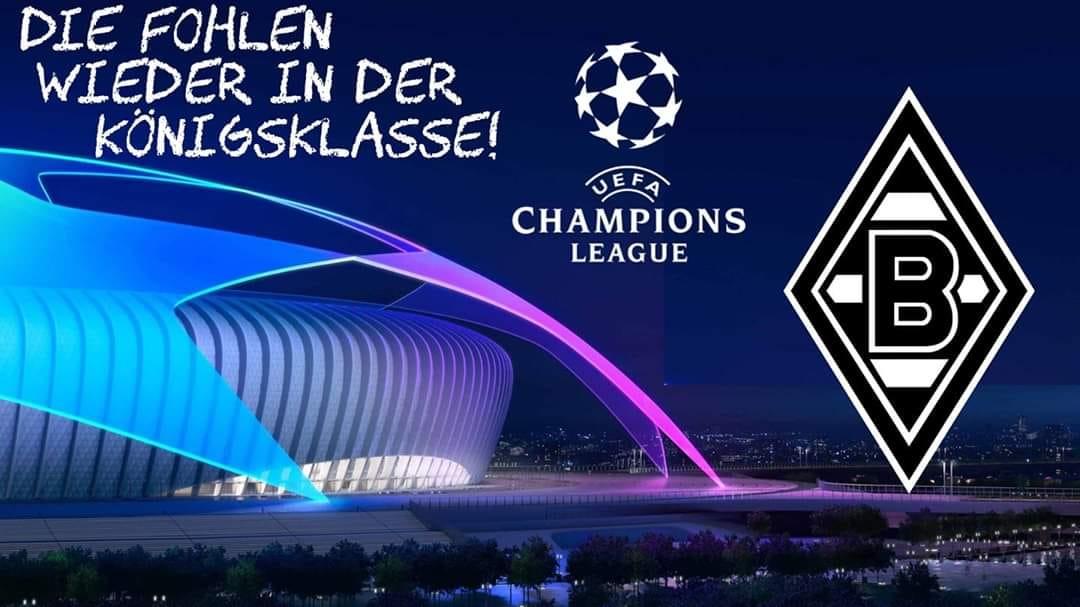 Borussia Mönchengladbach in der CL